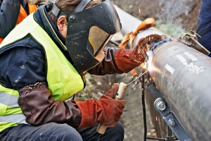 Oilfield welding services