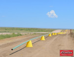 Oilfield Mainline installations
