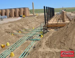 Oilfield Wellsite COnstruction Services in Colorado