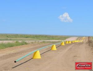Oilfield Mainline installations